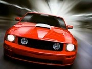 Jocuri cu curse masini rosii nitro 3d