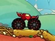 Jocuri cu curse monster truck cu mancare