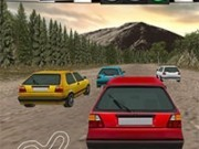 curse pe drum de tara cu masini 3d