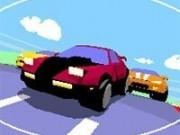 curse retro 3d cu masini de raliu