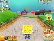 Jocuri cu curse spongebob 3d