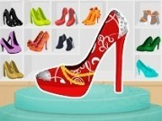 designer pantofi colorati