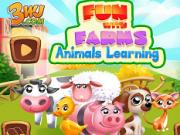 Jocuri cu distractie cu animalele de la ferma