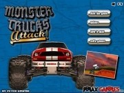 distrugator de monster trucks