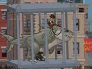 Jocuri cu distrugatorul rechinozaur