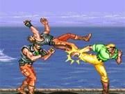 Jocuri cu distruge karatistii inamici