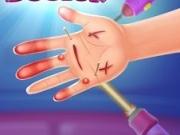 Jocuri cu doctorul de maini