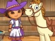 dora are grija de cai