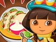 Jocuri cu dora exploratoare gateste taco