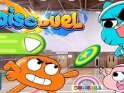 Jocuri cu duelul disc cu uimitoare lumea a lui gumball