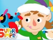 Jocuri cu elful ce a salvat craciunul