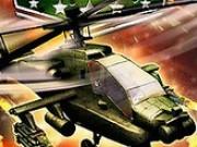 elicoptere de armata cu impuscaturi 3d