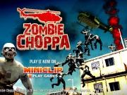 Jocuri cu elicopterul de zombi