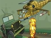 elicopterul distrugator de armate