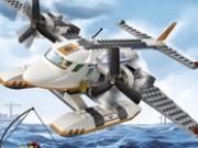 elicopterul lego 3d de salvare