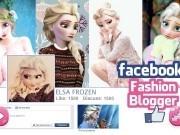Jocuri cu elsa blogger de moda