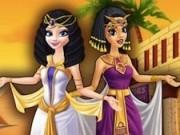 elsa frozen si jasmine in moda din egipt