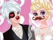elsa poze amuzante la nunta cu jack frost