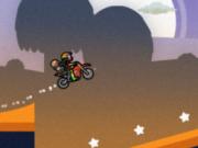 eroul pe motocicleta