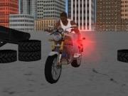 eroul pe motociclete 3d
