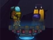 Jocuri cu explorator de labirinte spatiale