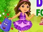 Jocuri cu fata dora exploratoare de imbracat