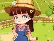 Jocuri cu ferma de adunat legume si animale