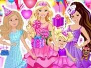 fetele barbie haine pentru zi aniversara