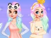 Jocuri cu fetele ies la petrecere in moda confortabila