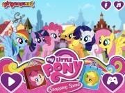 Jocuri cu fetele ponei aventuri la cumparaturi