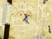 Jocuri cu fotbal 3d pe nisip