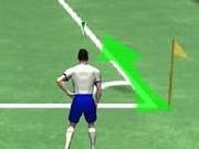 fotbal cornere 3d