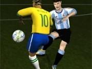 Jocuri cu fotbal cu argentina vs brazilia