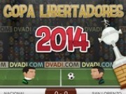 fotbal cu capul in cupa libertadores