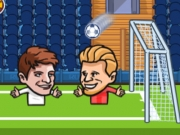 fotbal cu capul mare