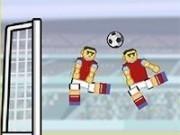 fotbal cu fotbalisti fizzix