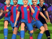 Jocuri cu fotbal in fuga cu fc barcelona