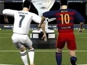 Jocuri cu fotbal in liga spaniola