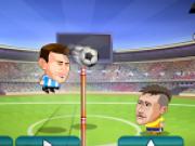 fotbal la mondiale cu capul