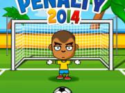 fotbal pe mobil la penalty