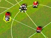 Jocuri cu fotbal sutat arbitru