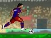 Jocuri cu fotbalisti la sarituri