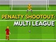 Jocuri cu fotbalul cu penalty pe echipe