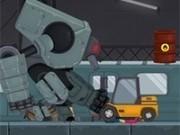 furia robotului de metal