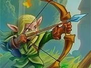 Jocuri cu gardianul padurii sacre