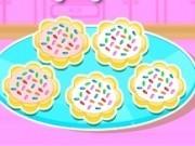 gateste fursecuri dulci si colorate