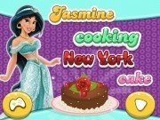 Jocuri cu gateste tort de mere cu jasmine