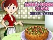 Jocuri cu gatit tort de fructe cu sara