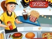 Jocuri cu gatiti si panica la cinema