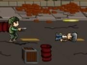 Jocuri cu glontul fatal in razboi